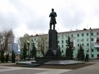 Казань, сквер им. Тукаяулица Пушкина, сквер им. Тукая