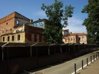 Казань, здание на реконструкции Гостиница Дворянского собрания, улица Рахматуллина, дом 6