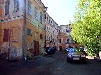 喀山市, 维修中建筑 Гостиница Дворянского собрания, Rakhmatullin st, 房屋 6