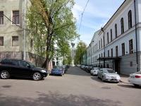 Казань, улица Рахматуллинаулица Рахматуллина, улица Рахматуллина