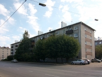 neighbour house: st. Gazovaya, house 2. Apartment house
