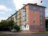 neighbour house: st. Gazovaya, house 4. Apartment house