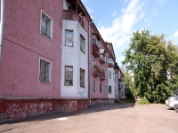 喀山市, Gazovaya st, 房屋 7А. 公寓楼