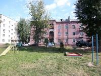 Kazan, Gazovaya st, house 7А. Apartment house