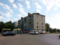 neighbour house: st. Gazovaya, house 7. Apartment house