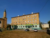 neighbour house: st. Gazovaya, house 14. Apartment house