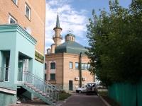 Kazan, mosque Энилер, Gazovaya st, house 18