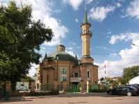 Казань, мечеть Энилер, улица Газовая, дом 18