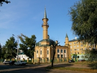 neighbour house: st. Gazovaya, house 18. mosque Энилер