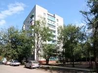 neighbour house: st. 2nd Gazovaya, house 3. Apartment house
