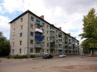 Казань, улица Ботаническая, дом 8. многоквартирный дом