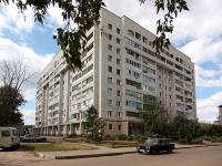 Казань, улица Ботаническая, дом 10А. многоквартирный дом