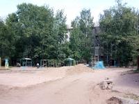 Казань, улица Ботаническая, дом 13. многоквартирный дом