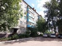 Казань, улица Ботаническая, дом 16. многоквартирный дом