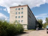 Казань, улица Ботаническая, дом 20. общежитие