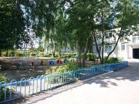 Kazan, nursery school №307, Золотой ключик, Botanicheskaya st, house 21