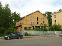 Казань, улица Качалова, дом 75. неиспользуемое здание