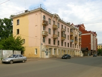 Kazan, Kachalova st, house 77. Apartment house