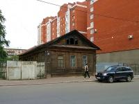 Казань, улица Качалова, дом 81. индивидуальный дом