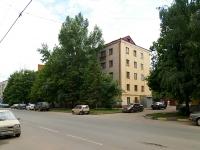 Казань, улица Качалова, дом 84. многоквартирный дом