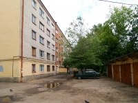 Kazan, Kachalova st, house 84. Apartment house