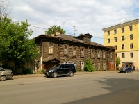 Kazan, Kachalova st, house 89. Apartment house