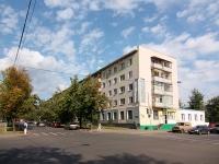 Казань, улица Качалова, дом 99. многоквартирный дом