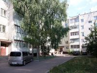Казань, улица Качалова, дом 120. многоквартирный дом