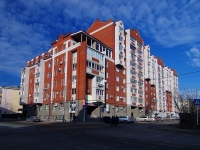 Kazan, Kachalova st, house 83. Apartment house