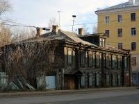 Казань, улица Качалова, дом 89. многоквартирный дом