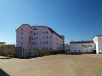 Kazan, office building Сакура, Spartakovskaya st, house 2В
