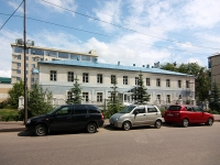 Kazan, rehabilitation center Преодооление, Spartakovskaya st, house 19