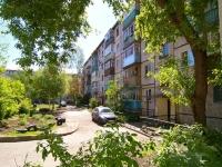 Kazan, Spartakovskaya st, house 21А. Apartment house
