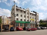 Казань, офисное здание BENCZEDI, улица Спартаковская, дом 23