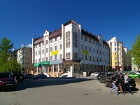 neighbour house: st. Spartakovskaya, house 23. office building BENCZEDI