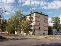 neighbour house: st. Spartakovskaya, house 123. Apartment house