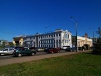 Казань, улица Спартаковская, дом 2 к.2. офисное здание