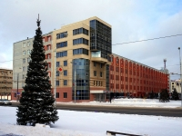 neighbour house: st. Spartakovskaya, house 2Б. multi-purpose building