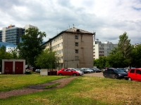 喀山市, Spartakovskaya st, 房屋 35. 公寓楼