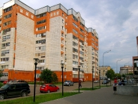 neighbour house: st. Spartakovskaya, house 89. Apartment house