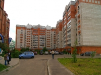 Kazan, Spartakovskaya st, house 89. Apartment house