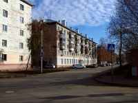 neighbour house: st. Spartakovskaya, house 121. Apartment house