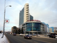 neighbour house: st. Spartakovskaya, house 6. office building SUVAR PLAZA, торгово-офисный центр