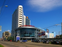 Kazan, office building SUVAR PLAZA, торгово-офисный центр, Spartakovskaya st, house 6