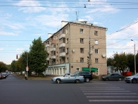 Kazan, Pavlyukhin st, house 89. Apartment house