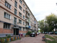Kazan, Pavlyukhin st, house 95. Apartment house
