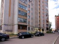 喀山市, Pavlyukhin st, 房屋 104А. 公寓楼