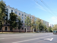 Kazan, Pavlyukhin st, house 104. Apartment house