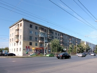 neighbour house: st. Pavlyukhin, house 108. Apartment house