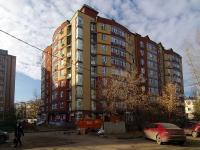 Казань, улица Павлюхина, дом 102А. многоквартирный дом